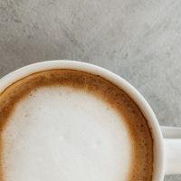 Homemade Cinnamon-Vanilla Latte